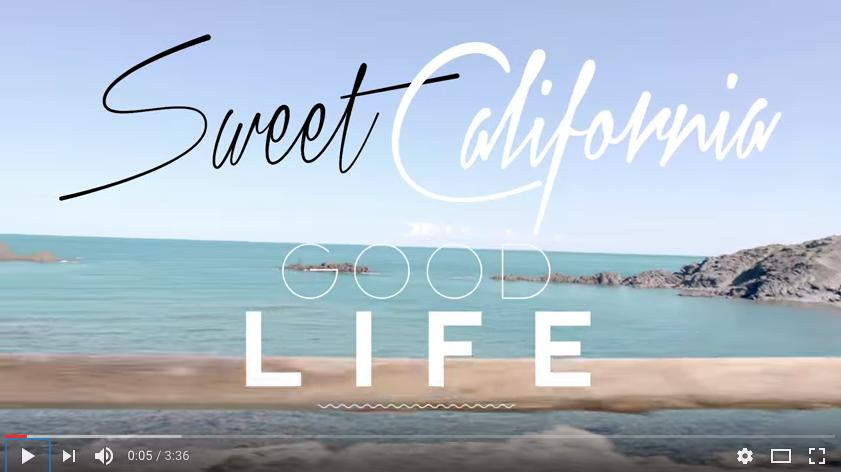 Good Life Sweet California